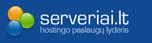 serveriai.lt logotipas