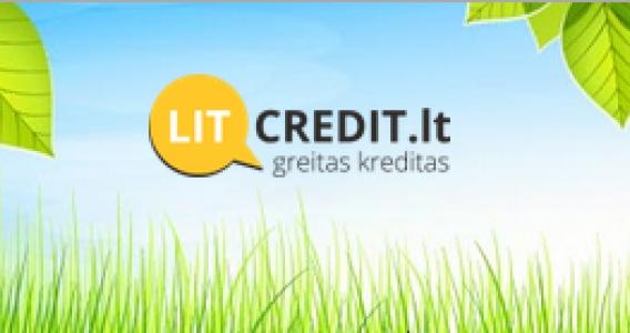 Būsimam LitCredit klientui..